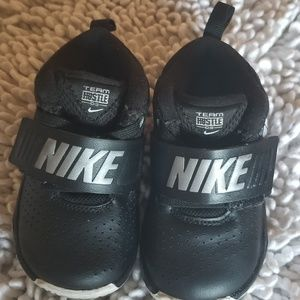 Nike baby shoes size 6c